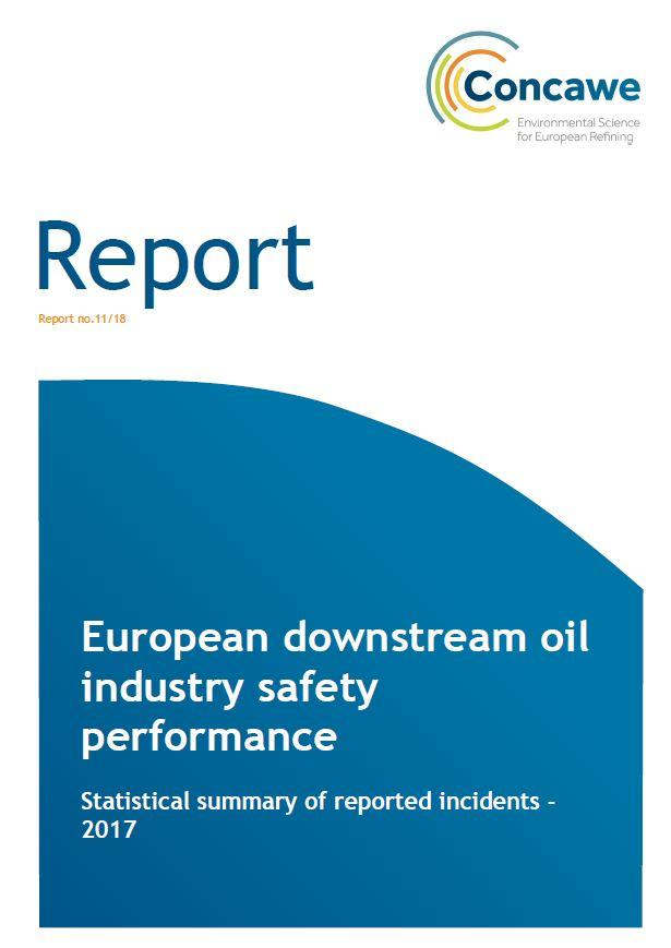 European downstream oil industry safety performance - Concawe